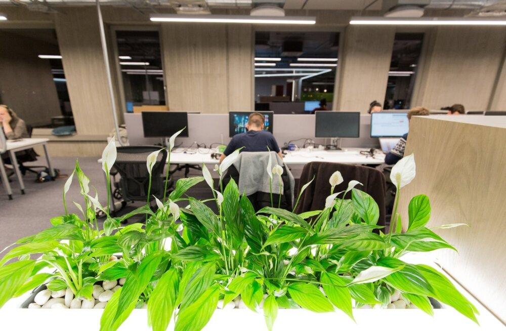 Большой офис – маленькая продуктивность