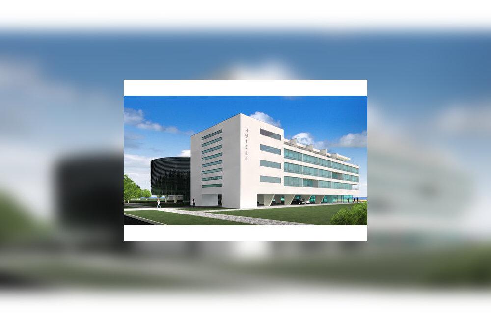 Arhitekt: Pärnu randa plaanitava suure hotelli jaoks tuleks korraldada uus arhitektuurikonkurss