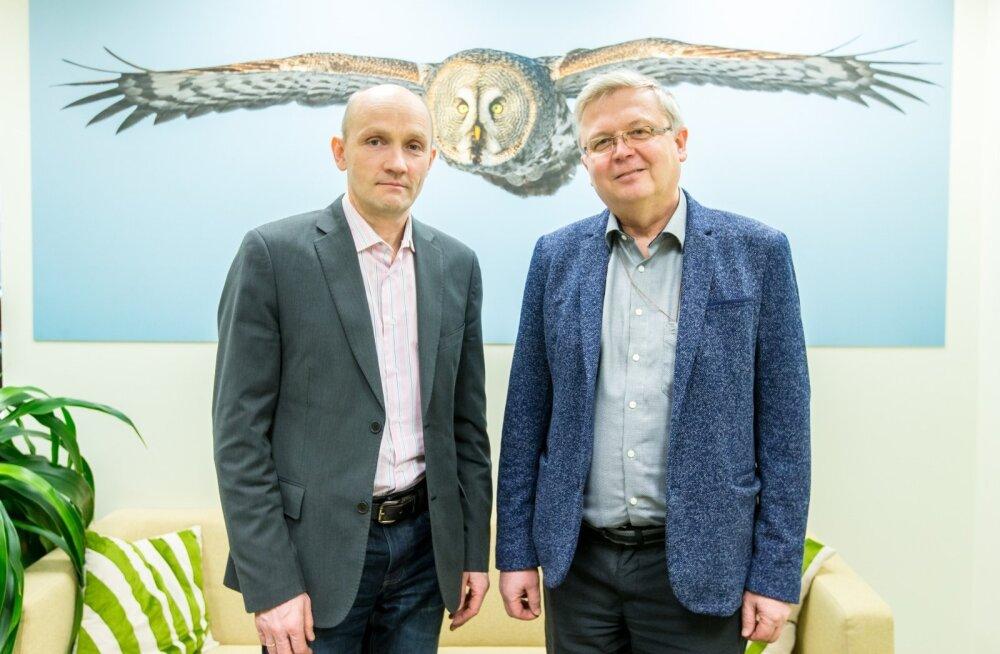 PRIA teeb kullipilgul kaugseiret, kinnitavad Ahti Bleive ja Jaanus Hämmal.