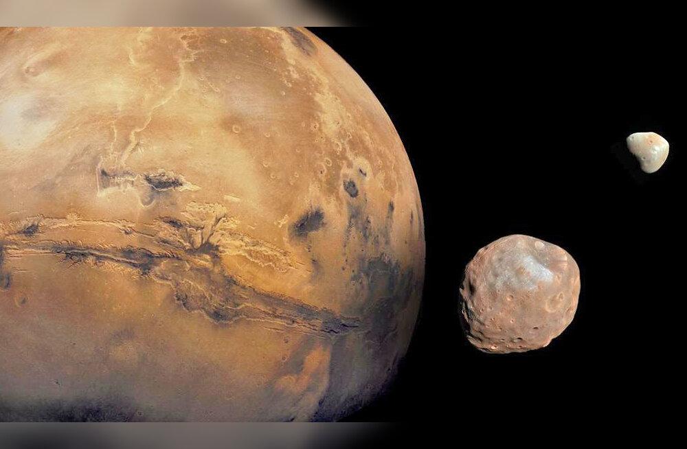 Üksainus teooria võib olla lahendanud kolm Marsiga seotud mõistatust