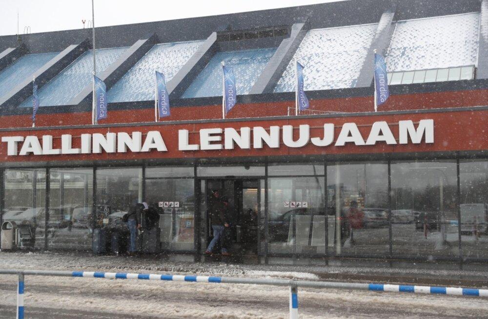 Tallinna lennujaamas käivitub automaatne reisijate kontroll
