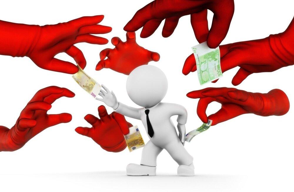 57 000 человек использовали больше не облагаемого налогом дохода, чем полагается. Проверьте, не придется ли вам доплачивать!