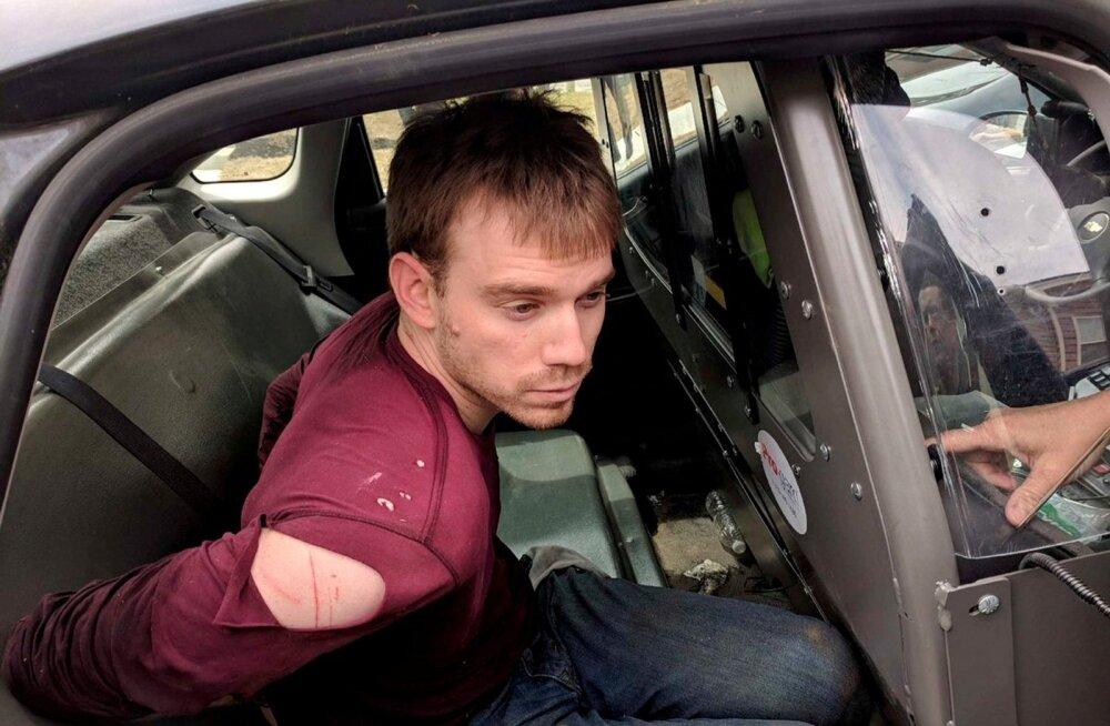 USA-s vahistati Nashville'i kiiröögikohas nelja inimese tapmises kahtlustatu