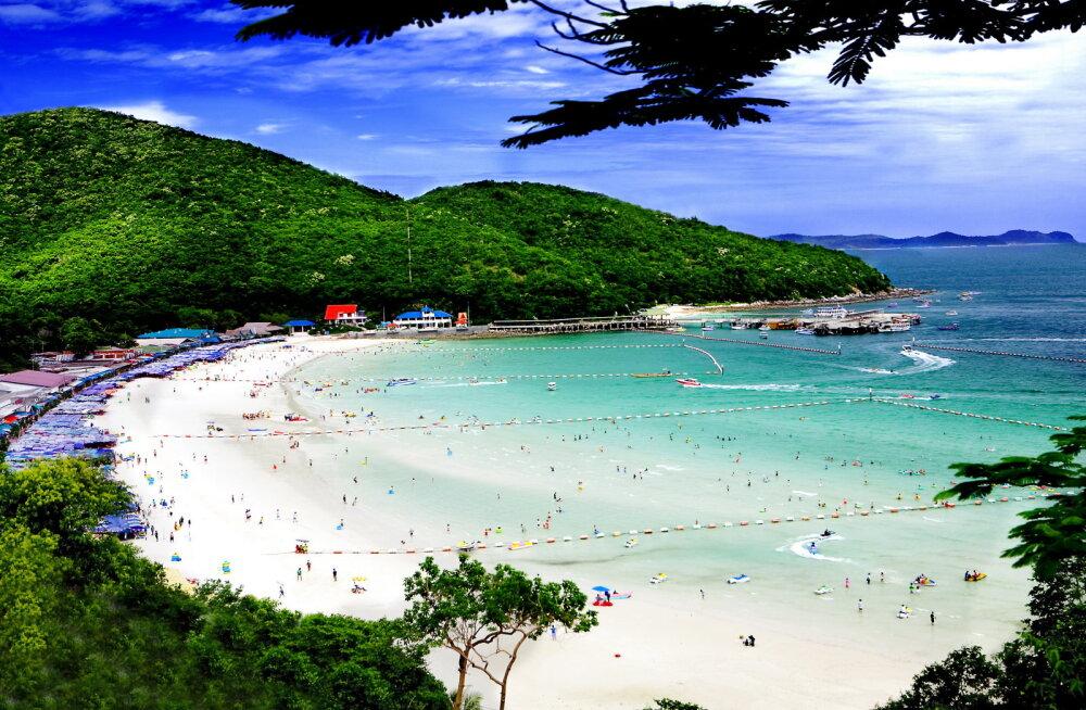 Посещение знаменитого острова Ко Лан в Таиланде может стать платным для туристов
