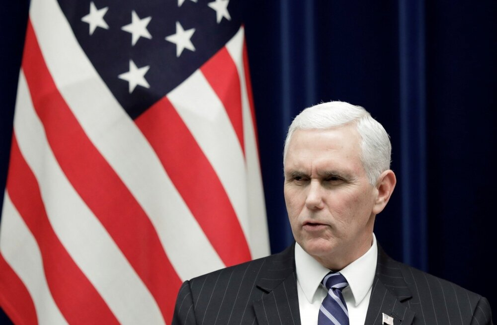 USA asepresident teatas kõigi aegade karmimatest ja agressiivsematest sanktsioonidest Põhja-Koreale