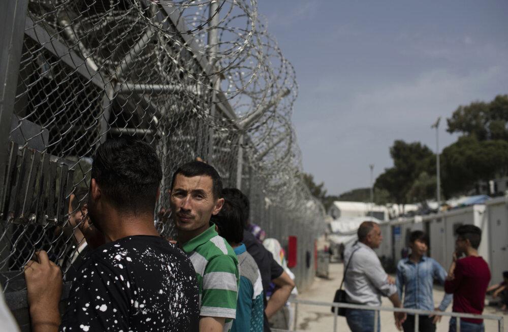 Saksamaa sõlmis Kreekaga sisserändajate tagasivõtmise leppe