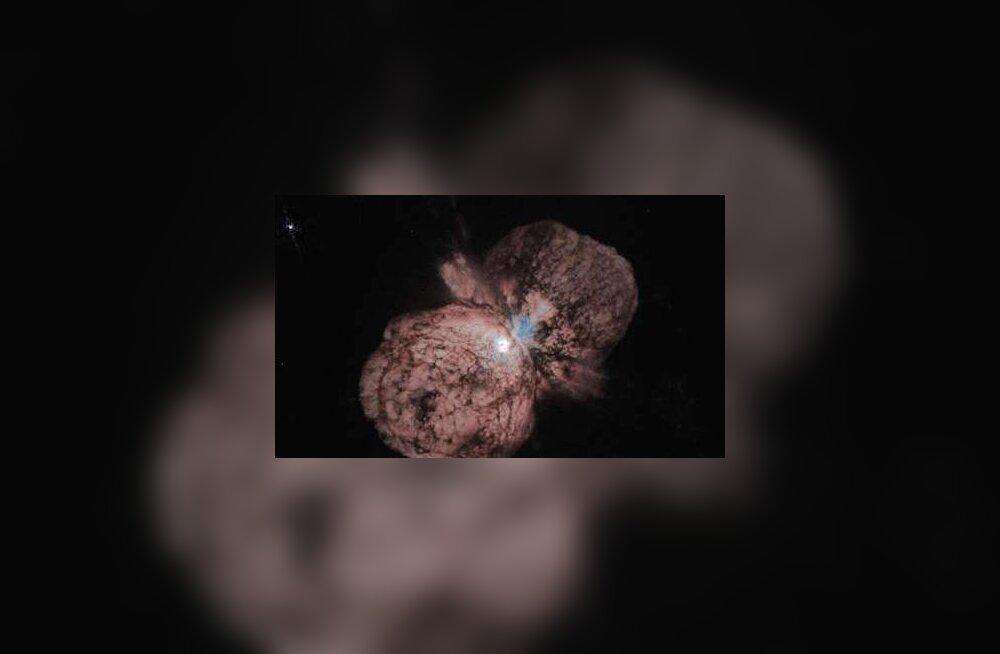 Astronoomid avastasid universumi kaugeima supernoova