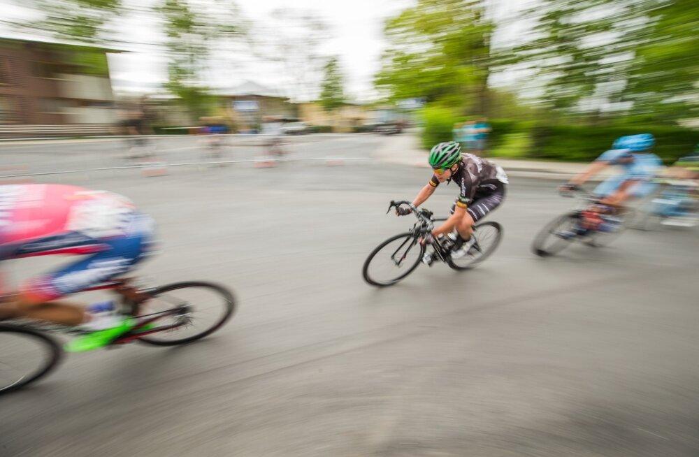 Kesklinna vanem: väga tore, et Kaja Kallas ka lõpuks Tallinnasse rattaga sõitma jõudis!