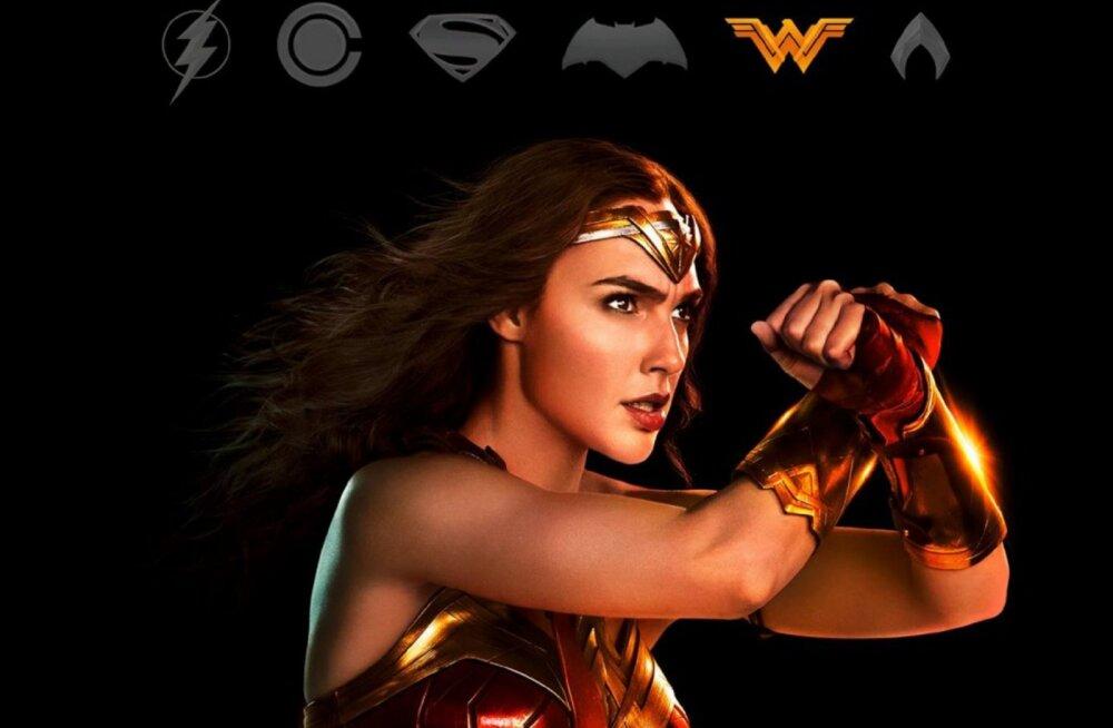 """Kas teadsid, kes on superkangelasefilmi """"Õigluse liiga"""" Wonder Woman tegelikult?"""