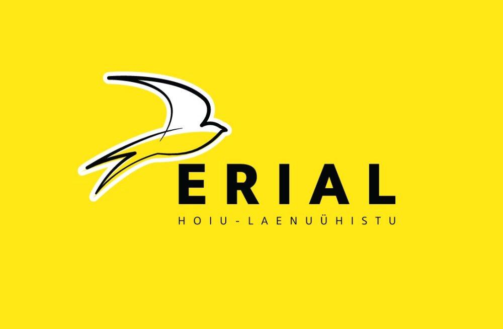 Hoiu-laenuühistu ERIAL — uut tüüpi hoiu-laenuühistu pakub suurepäraseid võimalusi teenida tulu!