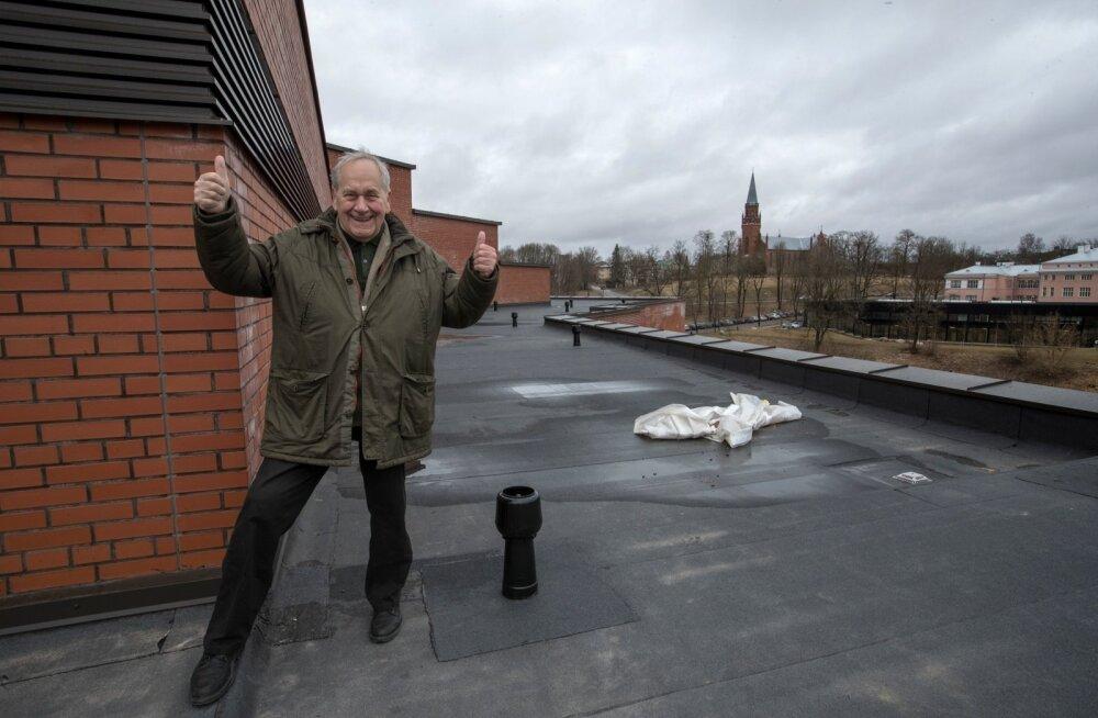Peeter Jürgens on renoveeritud Ugalaga enam kui rahul.