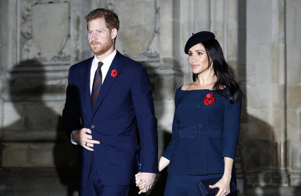 11 geniaalset kuningliku perekonna moetrikki, millest tasub eeskuju võtta kõigil