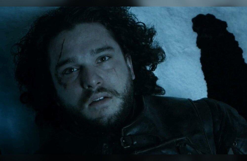 Jon Snow - seni viimane kõrvaldatud peategelane