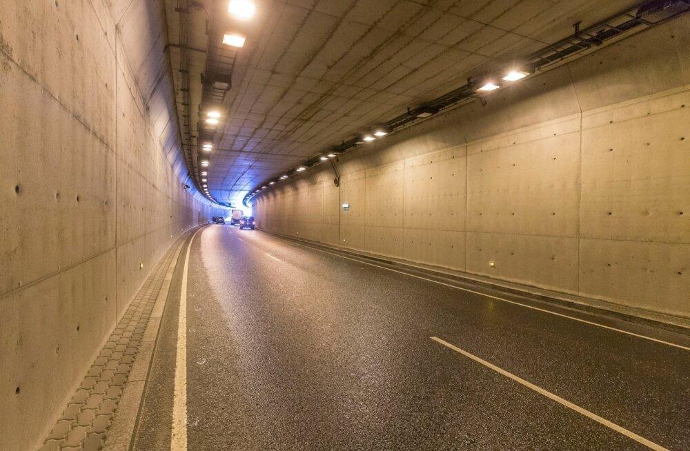 Ülemiste tunnel