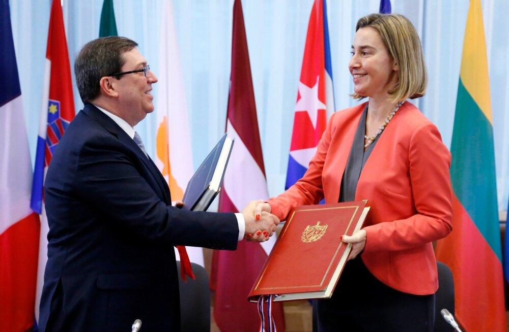 Belgium EU Cuba