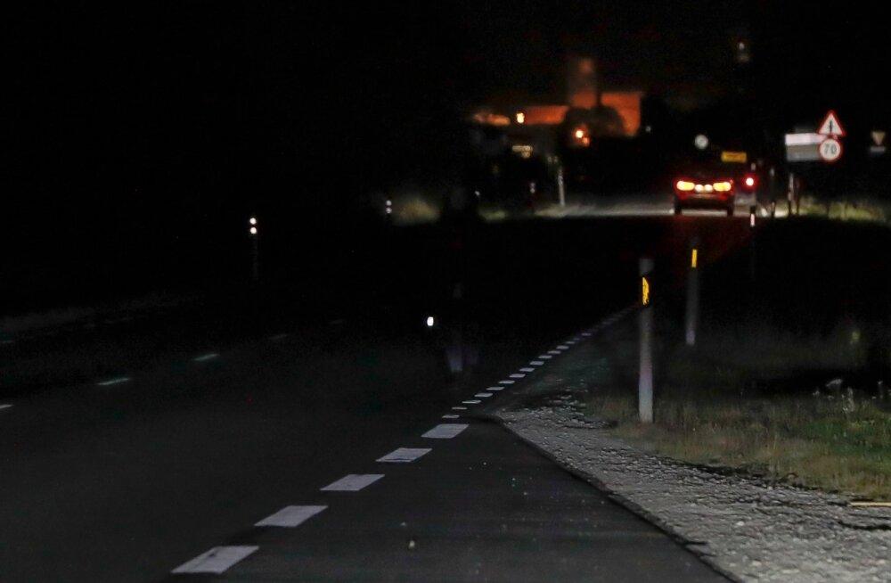 Päev liikluses: üks õnnetus, viga sai üks inimene, vahele jäi 18 napsitanud ja kaks narkotunnustega juhti