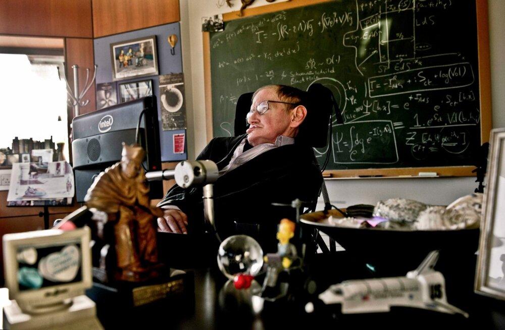 Füüsik ja kosmoloog Stephen Hawking näitas, et elu ei seisne keha ja vaimu ühtsuses ning et haigeski kehas võib olla terve vaim.