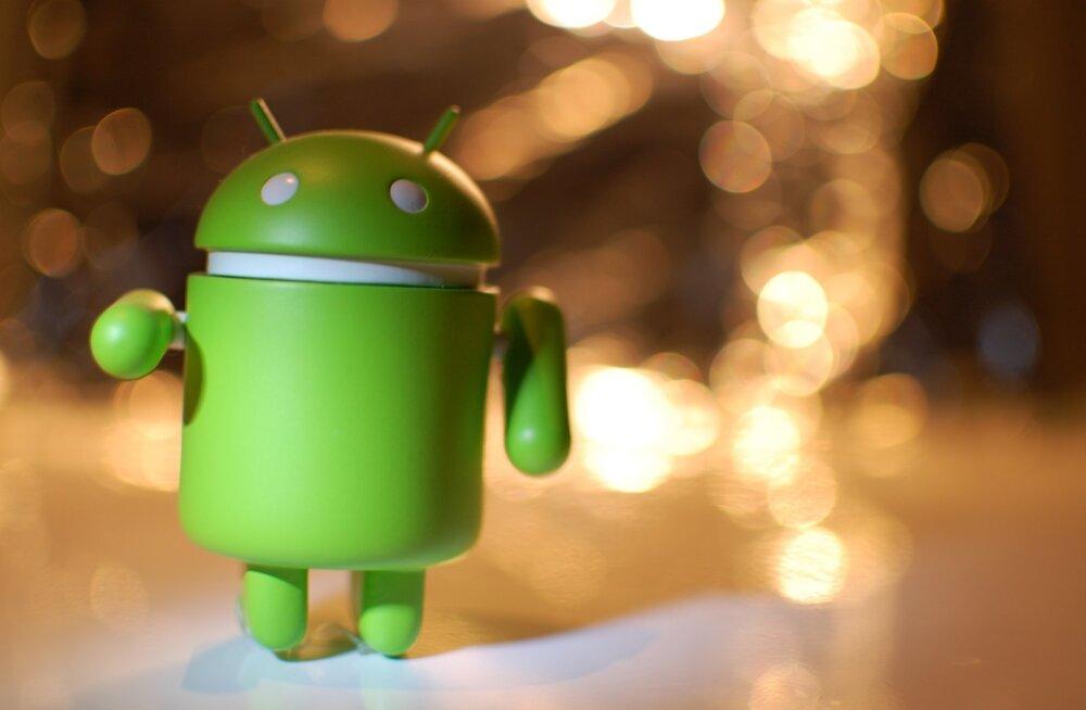 Android P ei lase äppidel enam sind salaja jälgida (laiemal ringil on sellest kasu umbes kolme aasta pärast)