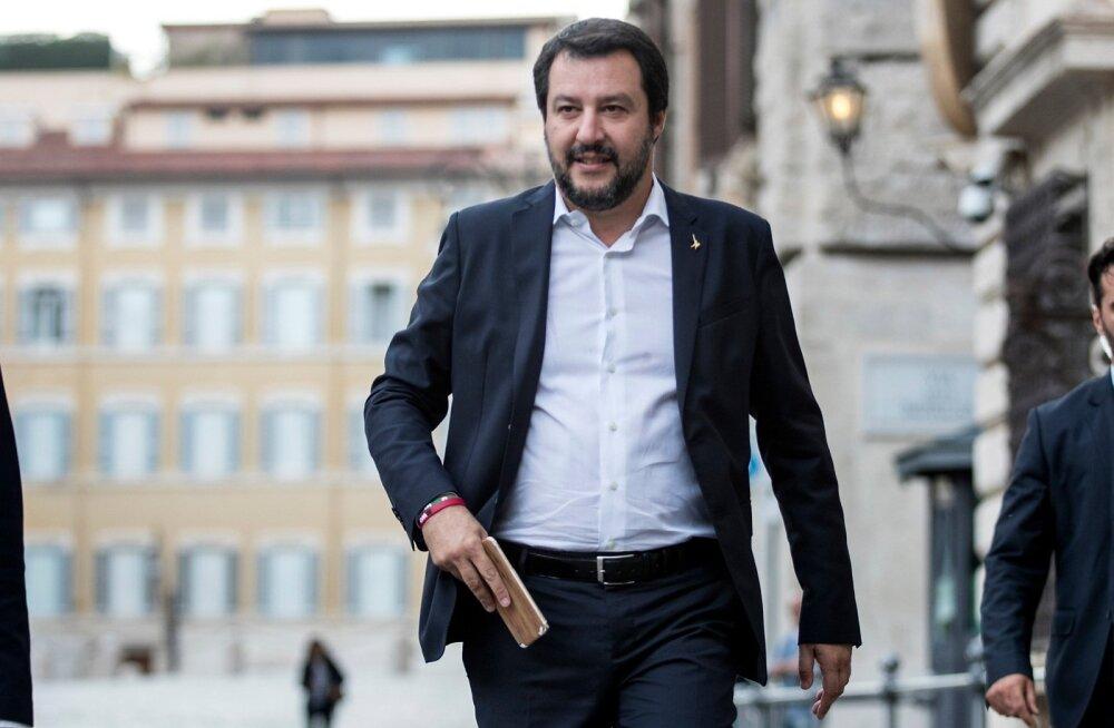 Itaalia asepeaminister: NATO peaks meid kaitsma tõeliste ohtude vastu lõunas, mitte väidetavate vastu idas