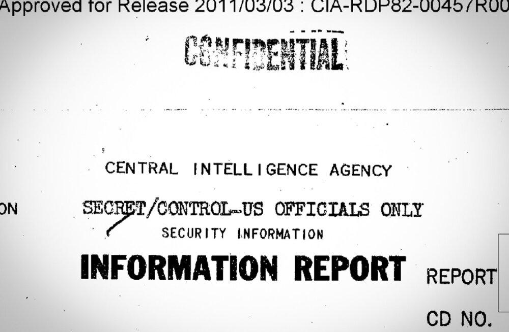 CIA toimikud