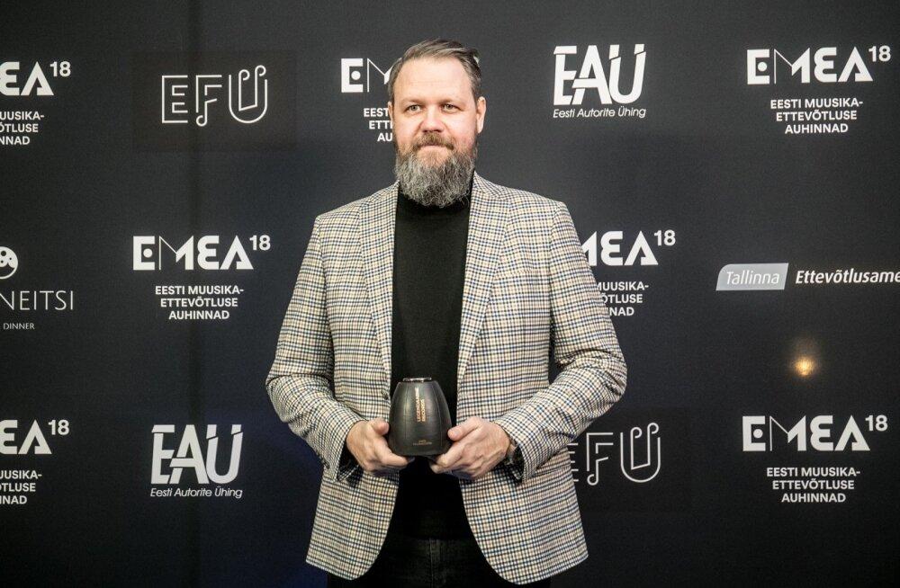 Eesti Muusikaettevõtluse auhinnad
