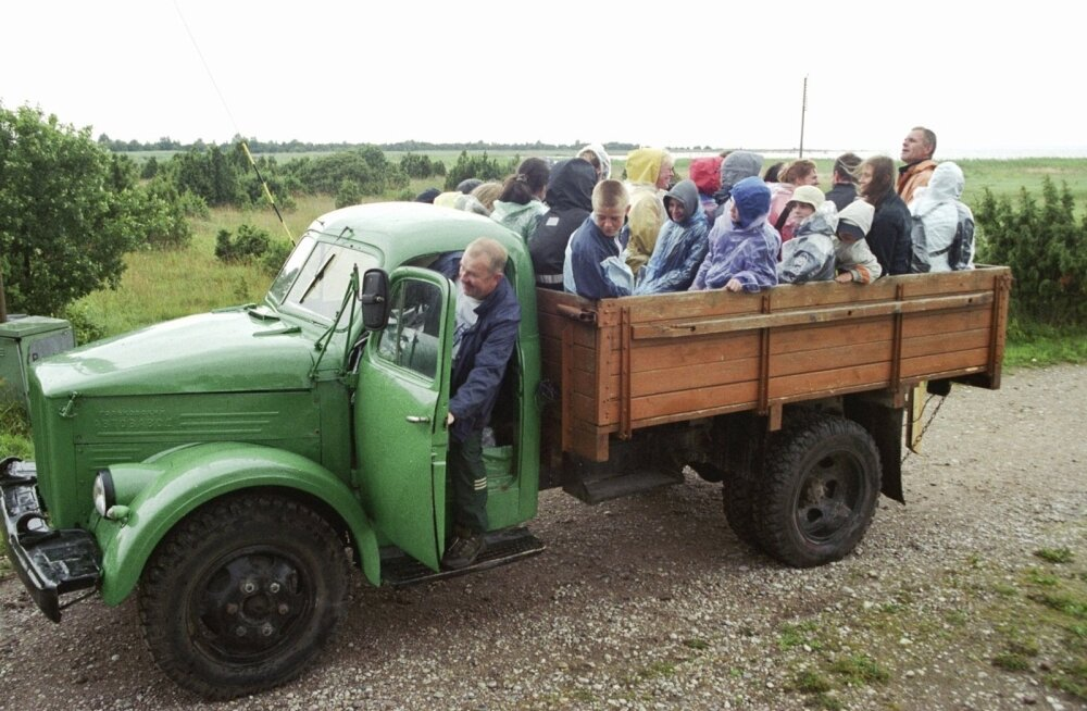 Комиссия по экономике поддерживает введение исключения для пассажирских перевозок на малых островах Эстонии