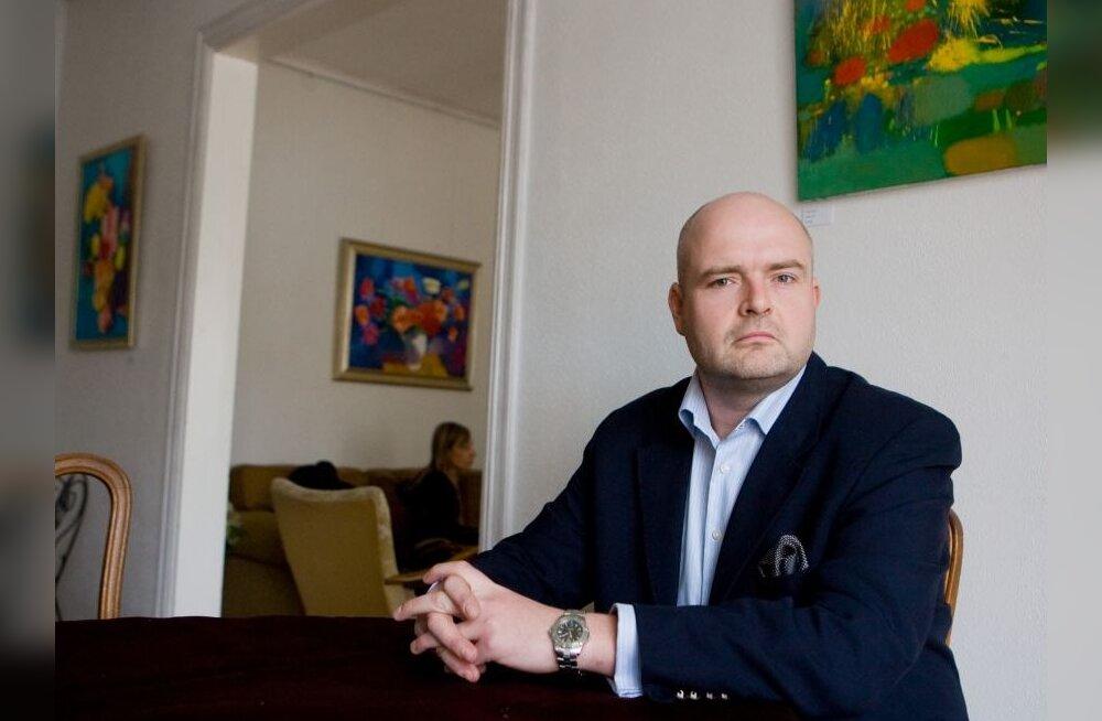 Tallinna sotside juhiks valiti Andres Anvelt