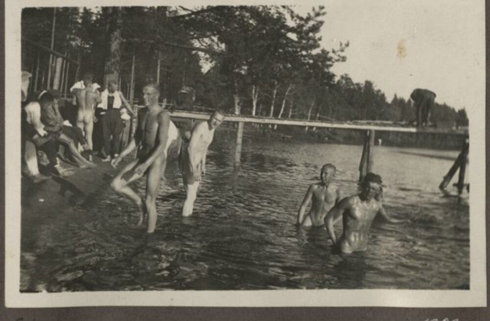 Tule ajalukku! | 1928: Müsteerium - kuhu kadus Narvas pesemata sõdur?