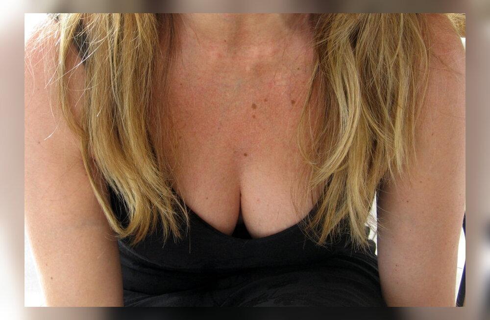 Вот что на самом деле происходит с вашей грудью после грудного вскармливания
