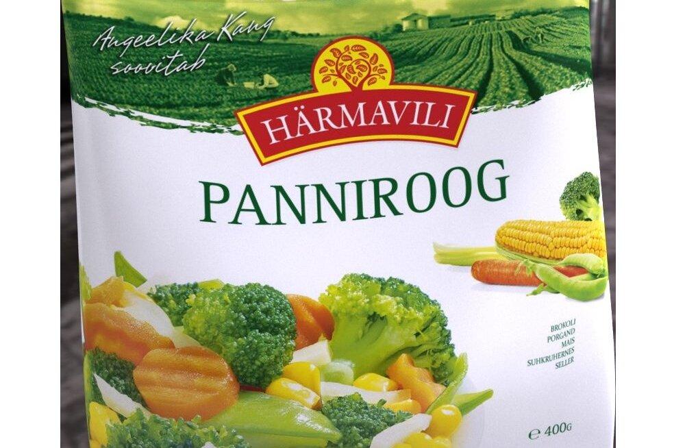 Внимание! Härmavili отзывает продукты, содержащие зараженную кукурузу