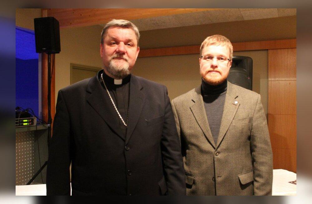 Urmas Nagel ja Marek Roots