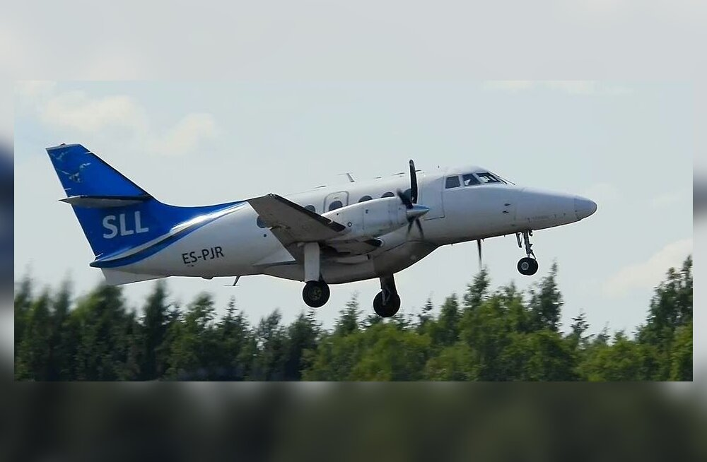Transaviabaltika lennuk