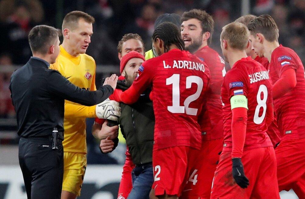 Spartak vs Rapid