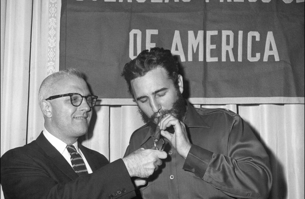 1960. aastal võis Fidel Castro veel New Yorgis pakutud sigari vastu võtta. Varsti muutus see eluohtlikuks ja lõpuks loobus Kuuba diktaator üldse riigi kuulsaimat ekspordiartiklit tarbimast.