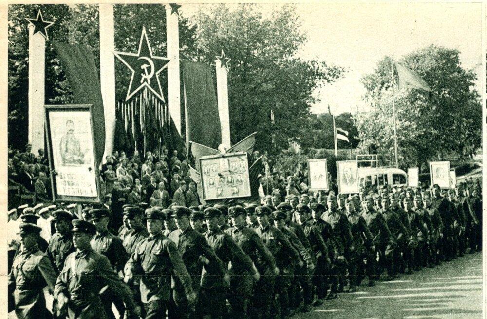 KATKEND RAAMATUST | Tallinn Teises maailmasõjas. Tallinna langemine septembris 1944
