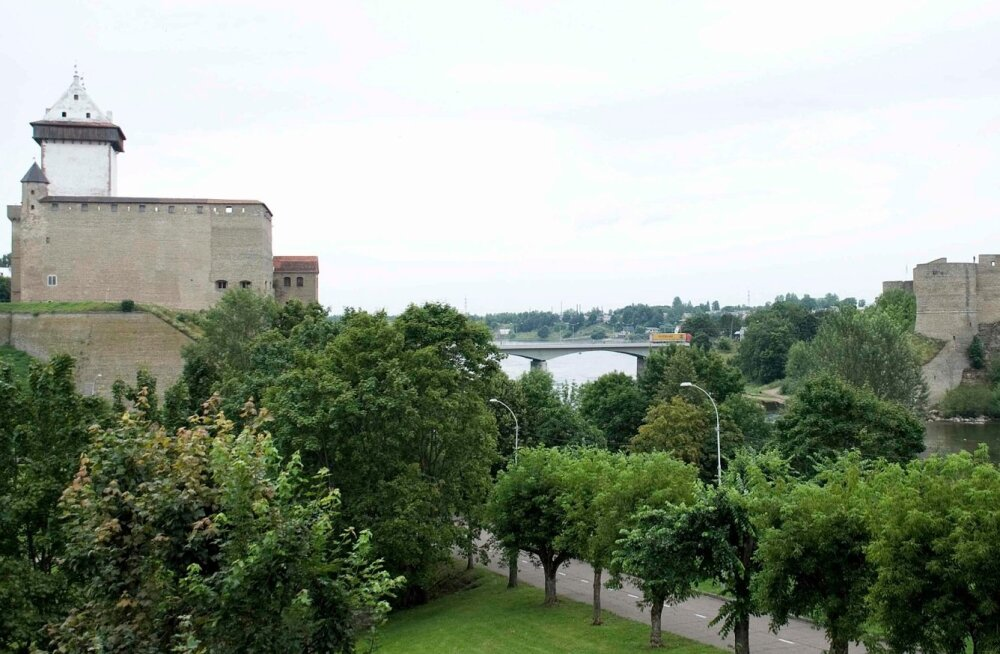 Narva Ivangorod