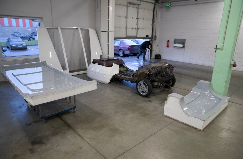Isesõitvate autode arendus TTÜ-s