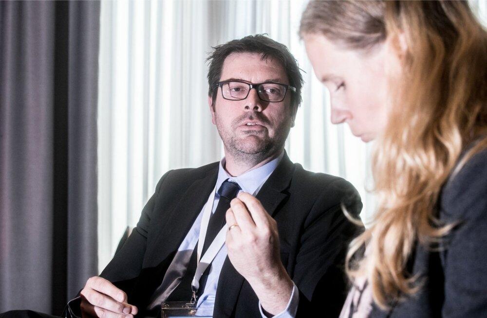 Ekspert Ewout van Ginnekeni sõnul on Eestil nüüd aeg rohkem panustada kehvemal järjel inimeste tervishoidu.