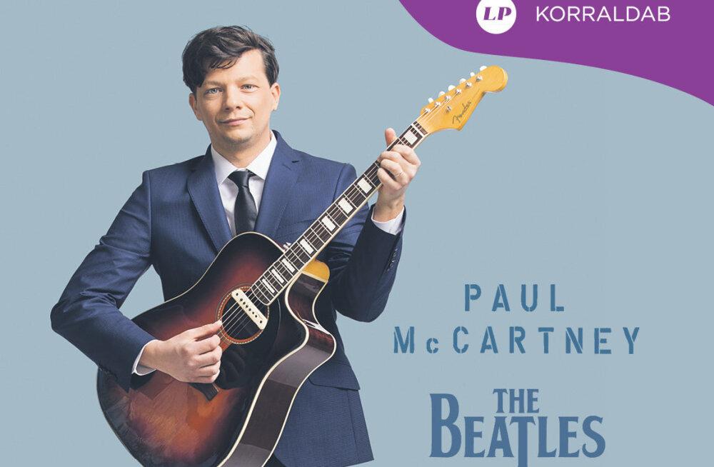 Biitlite hitid emadepäevaks: Paul McCartney ja The Beatlesi lood kõlavad Nordea kontserdimajas Stig Rästa esituses