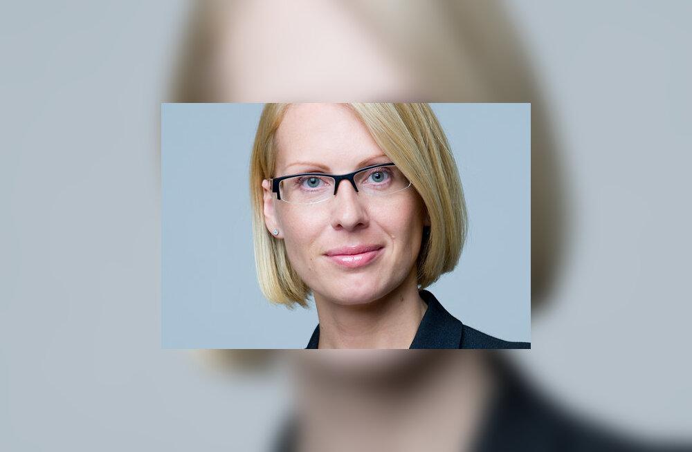 Nordica finantsjuhina asub tööle Kristi Ojakäär