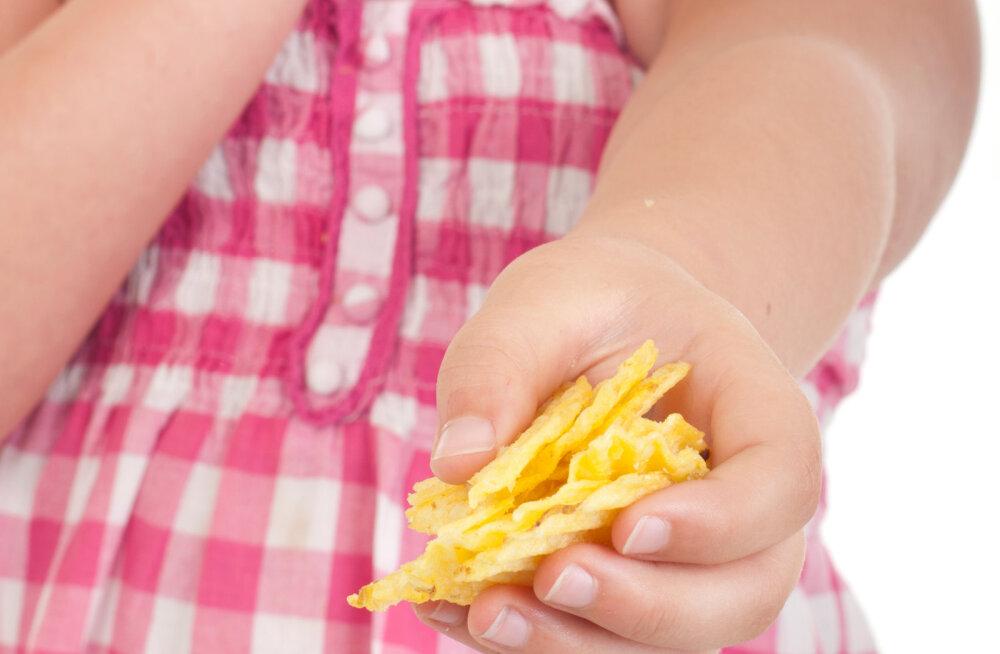 Eesti koolilaste seas on ülekaalulisust üha rohkem. Kas oleme teadlikud sellega seonduvatest probleemidest?