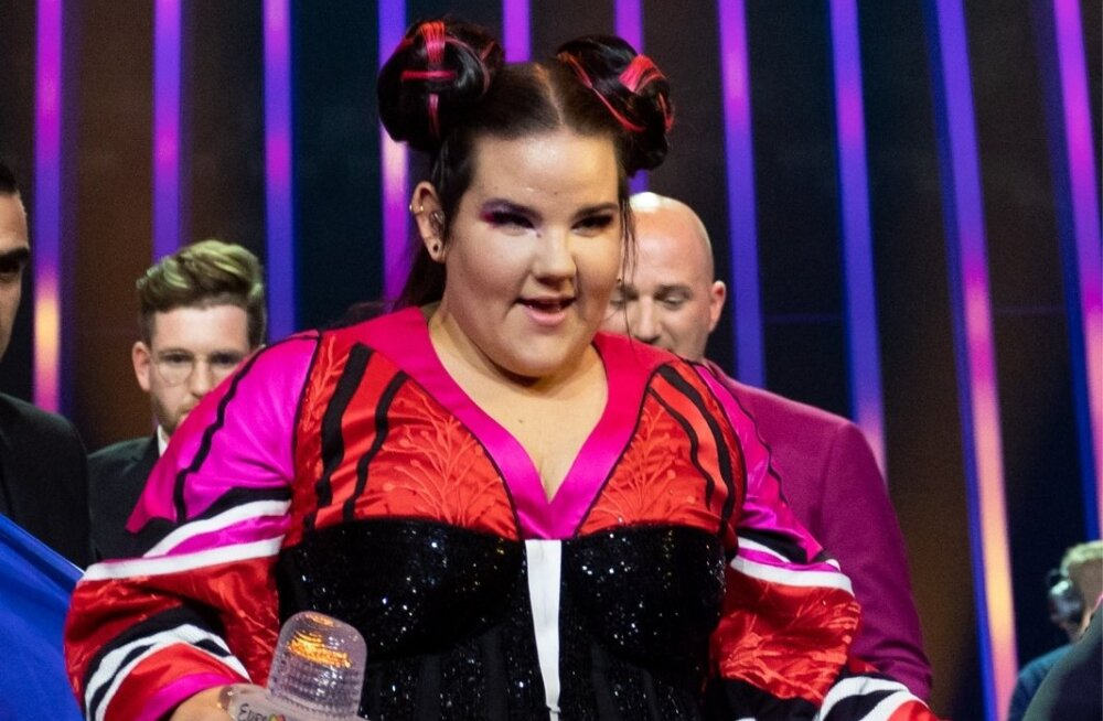 Eurovisiooni võitja Netta Barzilai