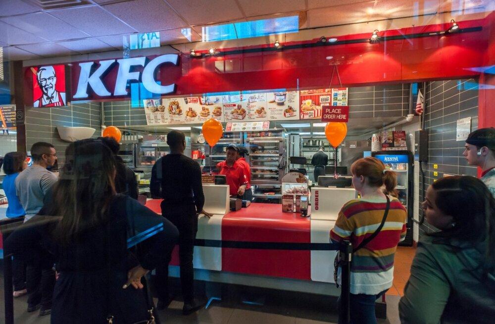 KFC ja PizzaHuti soov on enne Eestisse tulekut panna paika pikaajalisem plaan: kuhu, millal ja kui palju poode on pikas perspektiivis plaanis avada.