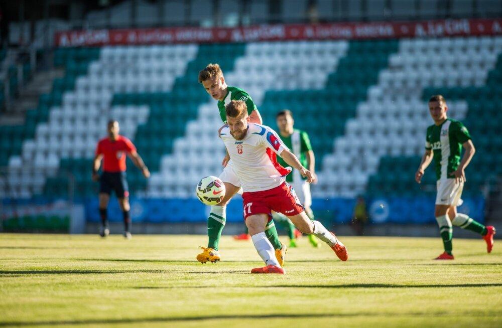 FC Flora vs FK Rabotnicki
