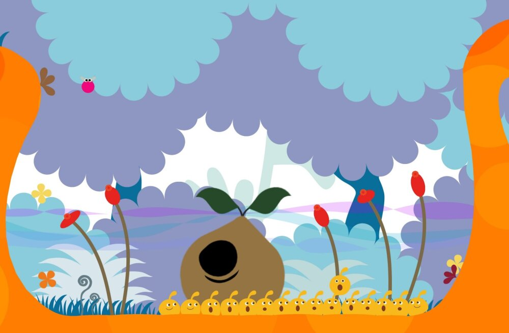 FORTE MÄNGUARVUSTUS: LocoRoco Remastered (PS4) – domineeriva heliribaga visuaalkomm