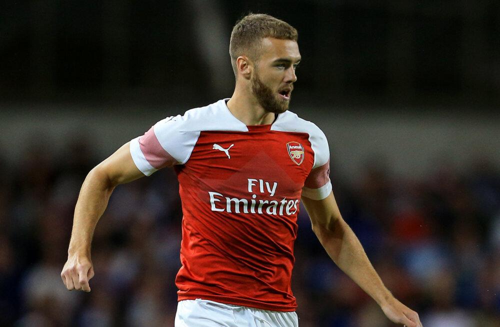 Mattias Käidi koduklubi noolib Arsenali kaitsjat