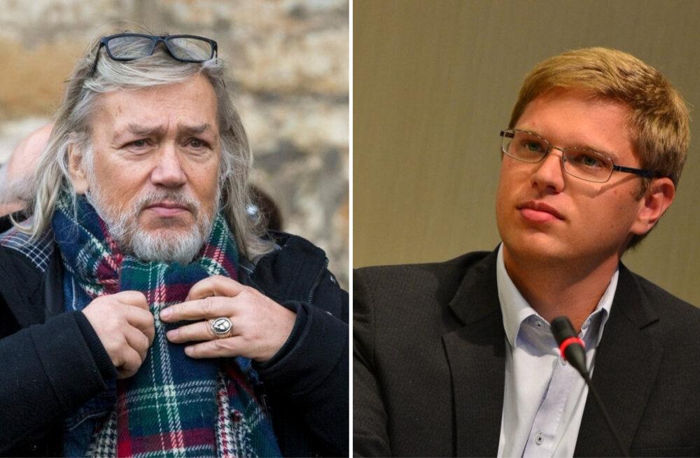 IRL vastab Tõnis Mägi kriitikale: konservatiivsus ja rahvuslus pole kivistunud