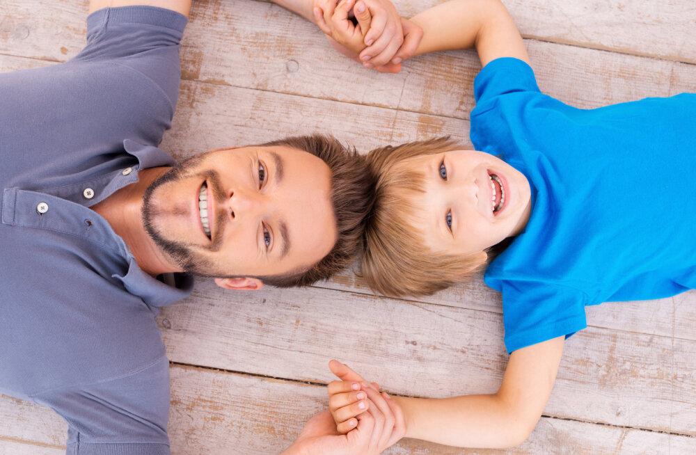 Alkeemia lugemisnurk | Psühholoog Daniel Soomer: eesti mees saab järjest paremaks isaks