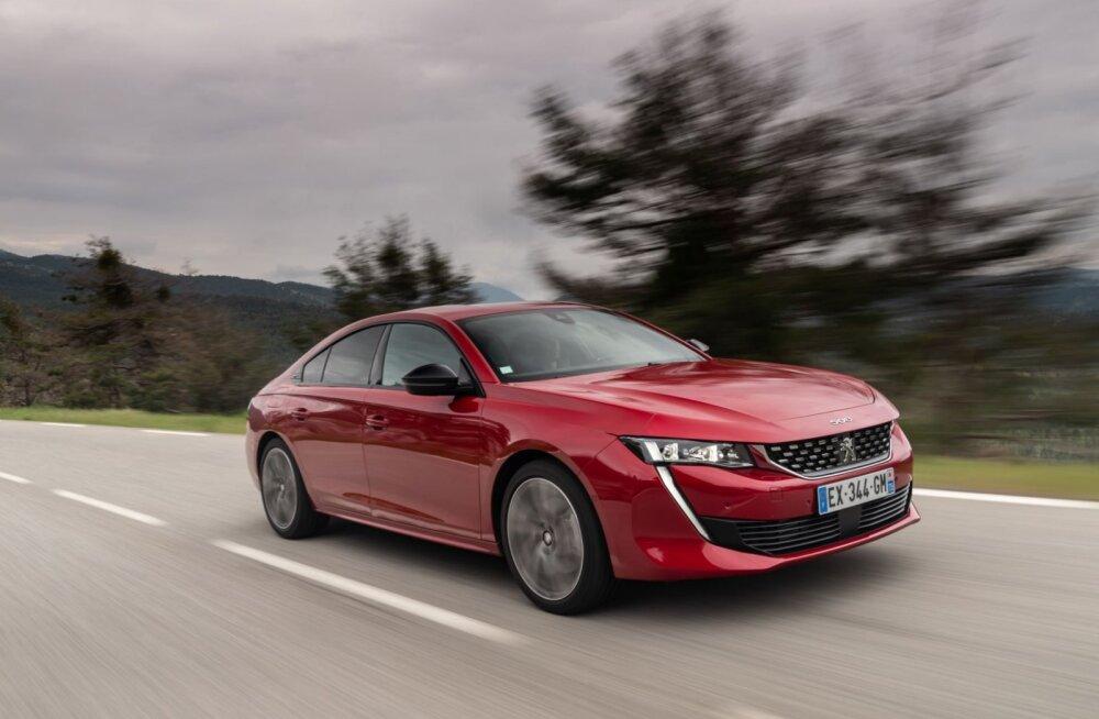 PROOVISÕIT | Peugeot-sõbra unistus, põhjalikult uuenenud 508