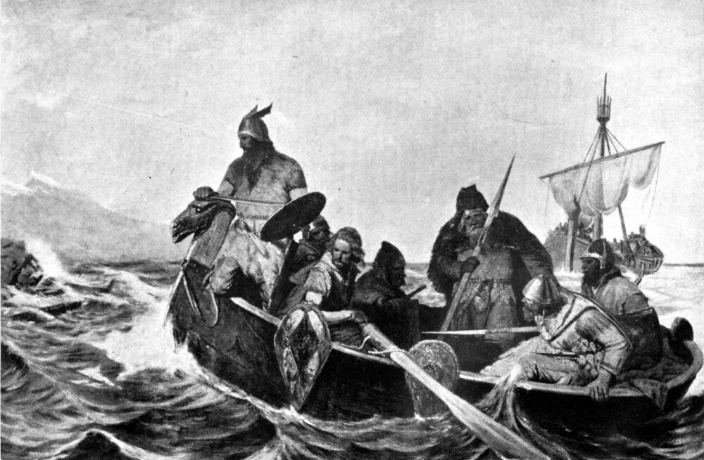 Vägevat vulkaanipurset ja laavavoolu võidi kasutada varajaste islandlaste kristlusse pööramiseks